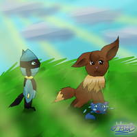 Poor Azurill by pokebulba