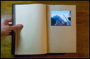 A real Myst book - linking panel by riumplus