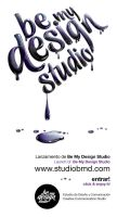 Be My Design Studio Ad by StudioBMD