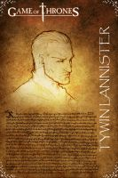 TYWIN Game of Thrones by H3IR