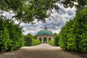 Hofgarten by alierturk