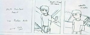 Mini Comic by PHM-Productions