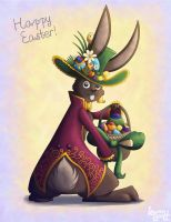 Happy Easter 2013 by Teh-Scotty