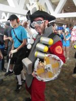Otakon 11: RED Demopan by RJTH