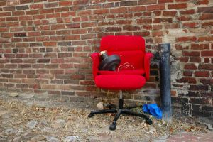 Red Chair by sande74