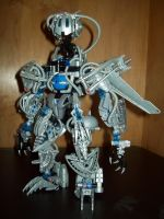 My Self MOC: Onslaught Prime by CYBERDYNE101