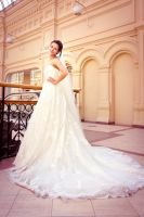 Beautiful Bride by diacita