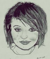 Emily Browning by Cristroll