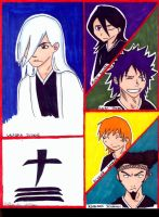 Bleach-Division 13 by Haileyjo13