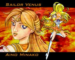 Sailor Venus by racookie3