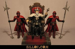 Steam Wars:Emperor Palenthorpe by sillof