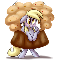 Muffin Wall by TheDoggyGal