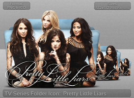 Pretty Little Liars - Tv Serie Folder Icon by atty12
