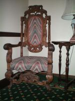 Antique Chair by danimax-stock