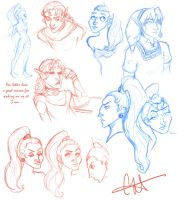RR sketches by antoinette721