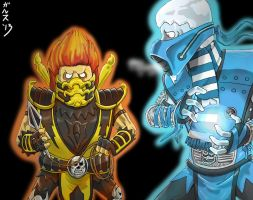 MISER KOMBAT!! by GarthTheDestroyer
