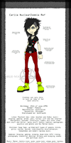 Carlie Ref by Carlie-NuclearZombie