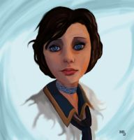 Elizabeth | Bioshock Infinite | by Mark-EG