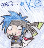 Caffinated Ike Chibi by Death-Note-Ninja02