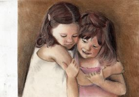 Sisters by angelam2011