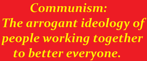 Arrogant commies!!!! by AtheosEmanon