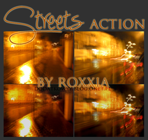 streets action photoshop by roxxia