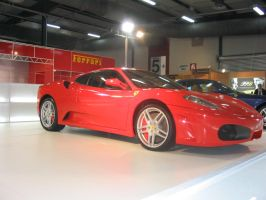 The Monster-F430 02 by ElMachico