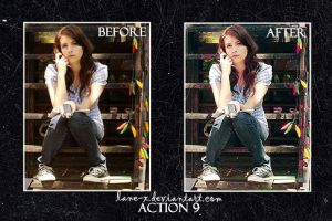 action 9 by Lane-X