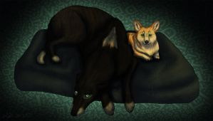 Hounds of Baskerville by CrazyK913
