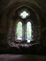 Netley Abbey 60 by LadyxBoleyn
