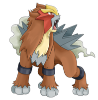 244 - Entei by nganlamsong