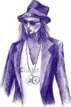 Chanel Guy by my-beret-is-red