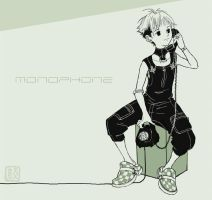 Monophone by wredwrat