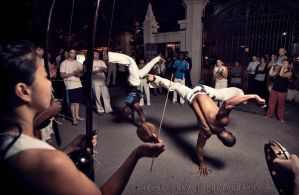 Capoeira by shayne-gray