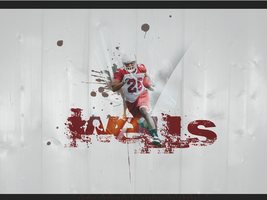 Chris Wells Wallpaper by KevinsGraphics
