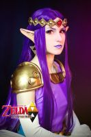 Princess Hilda  - Legend of Zelda Cosplay by pikminlink