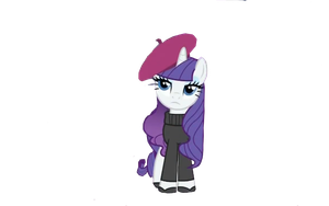 Rarity Vector by JudgementMaster