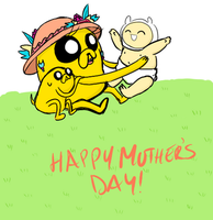 Mother's Day by Celebi9