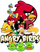 angry birds by jsonn