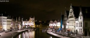 gent by night by omerfarukciftci
