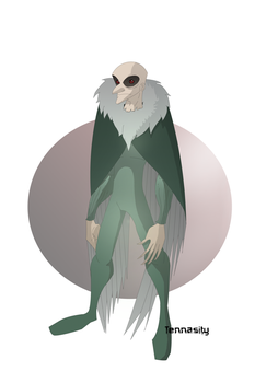 The Vulture by Tennasity
