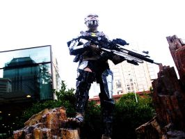 R2-Proud Chimera by Hyokenseisou-Cosplay
