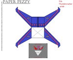 tfa thundercracker paper pezzy part two by lovefistfury