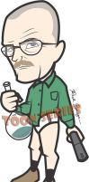 Walter - Breaking Bad by toonseries