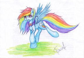 Rainbow by Farcuf