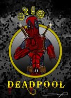 Deadpool by deakonlogic