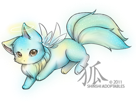 Tengoku-Adopts : Luft by ShinshiAdoptables