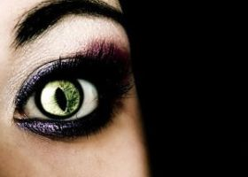 crazy contact lenses by pimpmyeyes