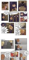 Odion and Kid Marik Adventures: Duplicates by kamy2425