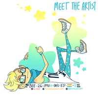 ID - Meet The Artist by Ai-Bee